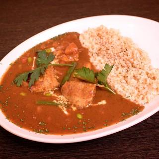 玄米・白米ともに有機栽培米を使用