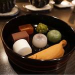 道盅庵 - 料理写真:上菓子・7月