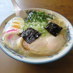 69933506 - 昔ラーメン塩(800円)