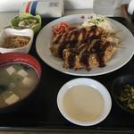 泰洋軒 - 鰯フライ定食