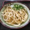 虎龍 - 料理写真:かけうどん230円