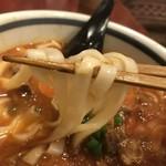 パザール - 麺はこんな感じ