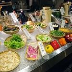 69939019 - 色鮮やかな新鮮お野菜~\(^^)/