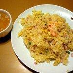 レストラン三宝 - 五目チャーハン 661円