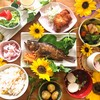花菜ごよみ。 - 料理写真:日替りランチ(920円)