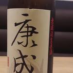 日本酒バー オール・ザット・ジャズ - 千羽鶴 康成