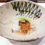鉄板焼き いわ倉 - 魚素麺