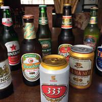 アジアン バンブーン - アジアのビールいろいろ