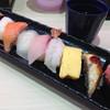 回転寿司 宝船 - 料理写真:おすすめ10貫盛り(950円)