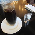 ハロッズ・ザ・プランテーション ルームス - アイスコーヒー
