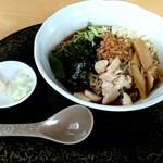 69943751 - 冷したぬき麺《夏季限定》~麺は胡椒麺~【Jul.2017】