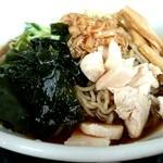 69943762 - 冷したぬき麺《夏季限定》~麺は胡椒麺~【Jul.2017】