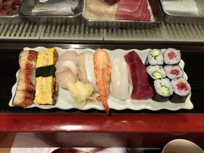 美奈登寿司