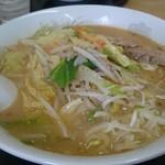 ラーメン 寿屋 - 料理写真:味噌野菜ラーメン。