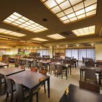 ホテルグリーンプラザ軽井沢 - レストラン浅間