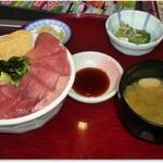 梵天食堂 - 料理写真:限定 本まぐろ丼