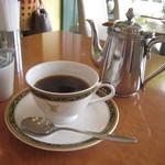 リアン サンドウィッチ カフェ - セットのドリンク (コーヒー)
