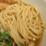 69948745 - 煮干し中華そば・麺