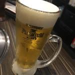 69949785 - 中生(プレモル)518円