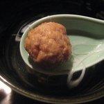 鳥元 - ランチ定食についてくるスープ
