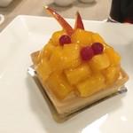 マウナケア - マンゴーケーキ