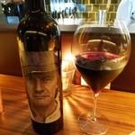 Ristorante Pinocchio - 樹齢100年の葡萄の木のワイン