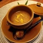 Ristorante Pinocchio - すっぽんの茶碗蒸し