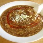 花風 - 料理写真:酸辣湯麺