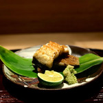 Amamoto - 宍道湖の天然鰻塩焼き