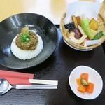 鎌倉野菜カレー かん太くん - ・「キーマカレー(¥950)」