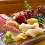 寿司処ひまわり - 料理写真: