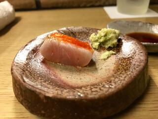 和洋酒菜 ひで - 金目鯛の炙り