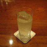 BAR東京 - ジンフィズです。