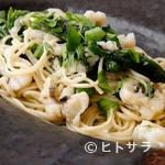 L'ISOLETTA - 細いながらもモチモチとした食感が癖になる『手延べスパゲッティ』