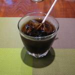 クロスオーバー - 【ランチ】「アイスコーヒー」です。