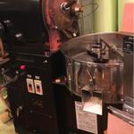 69963584 - 焙煎機