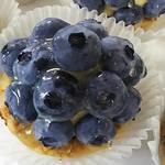 HappyBerry - 料理写真:【ブルーベリーのさくさくタルト】自家栽培無農薬ブルーベリーのはじけるおいしさ 夏季限定