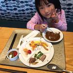 レストラン セリーナ - カレー大臣の娘(^∇^)