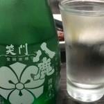 豊後焼肉 まる金 - 日本酒! 大分の日本酒です!