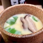 魚がし日本一 - 茶碗蒸し