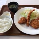 外来食堂 セラン - 料理写真:A定食(880円)