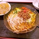上海台所 - 冷やし担々麺。¥798。