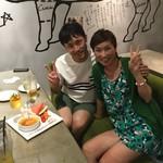 石垣牛と島料理 佐々木勝 - クンタさんお誕生日おめでとうございます!
