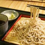 旬彩庵 しおん - 料理写真:せいろ蕎麦