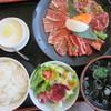 安楽亭 - 料理写真:トリプルBIG180セット