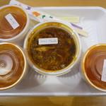 カジャナ - ラムマサラ、スープ