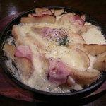南三西六 だいにんぐ えびすけ - ホクホクポテトチーズ焼き
