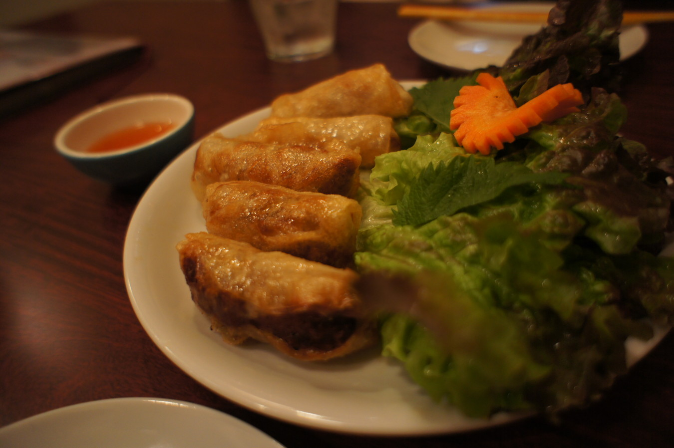 天然アジア料理エバーグリーン