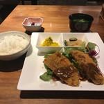 銀座2丁目ミタスカフェ - 日替わりランチ(1150円)