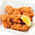 京王アサヒスカイビアガーデン - 鶏の唐揚げ
